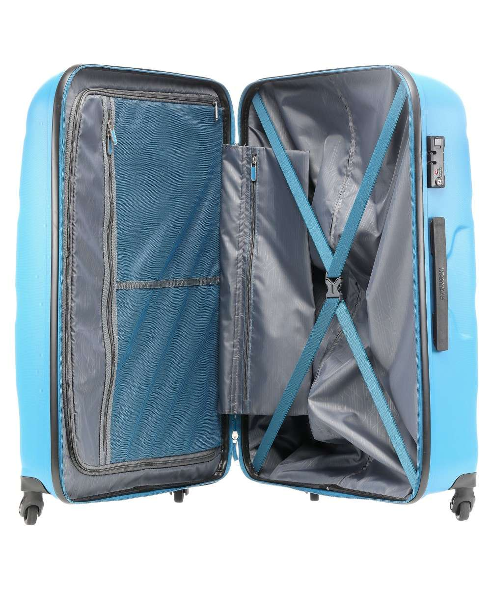 American Tourister Bon Air 4-Rollen Trolley aqua 75 cm-59424-3870-01 Preview