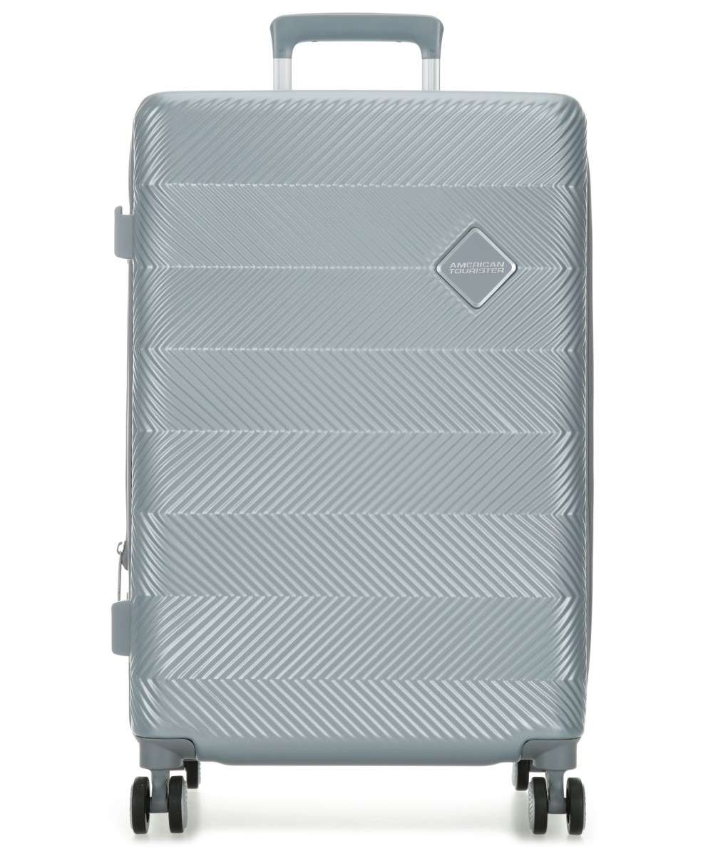 American Tourister Flylife 4-Rollen Trolley silber 67 cm Preview