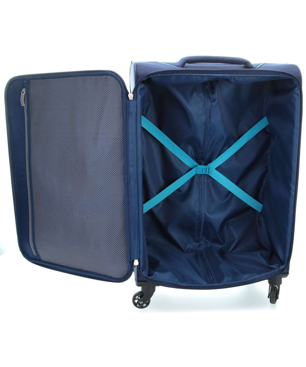 American Tourister Holiday Heat 4-Rollen Trolley navy 67 cm-106795-1596-01 Preview
