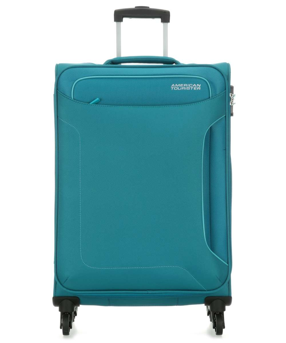 American Tourister Holiday Heat 4-Rollen Trolley petrol 67 cm Preview