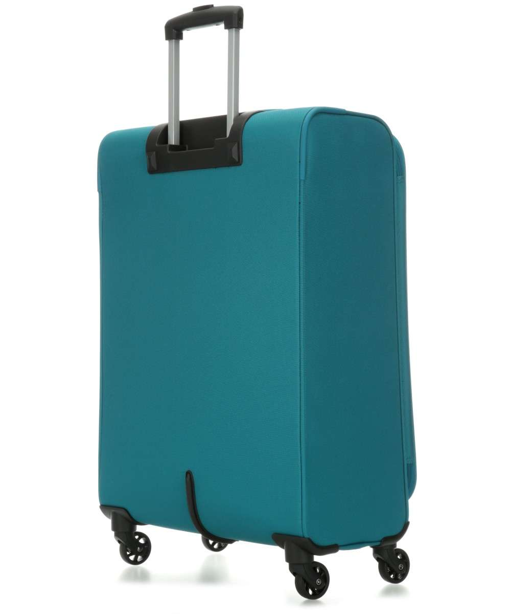 American Tourister Holiday Heat 4-Rollen Trolley petrol 67 cm-106795-2275-01 Preview