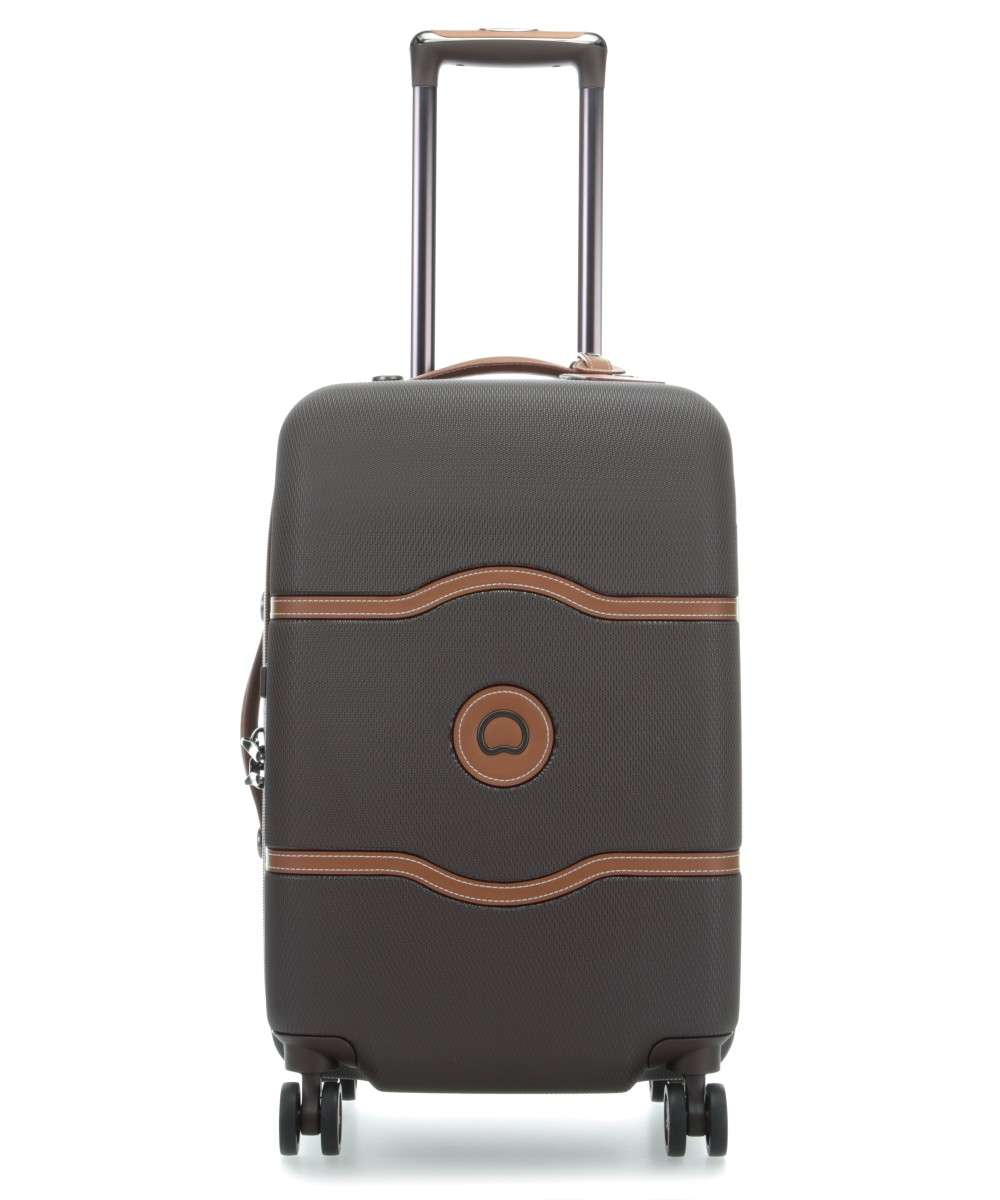 Delsey Chatelet Air 4-Rollen Trolley schokolade 55 cm Preview