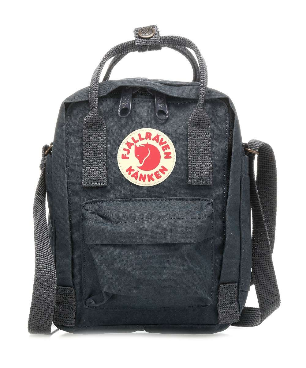 Fjällräven Kånken Sling Crossbody bag blue-grey Preview