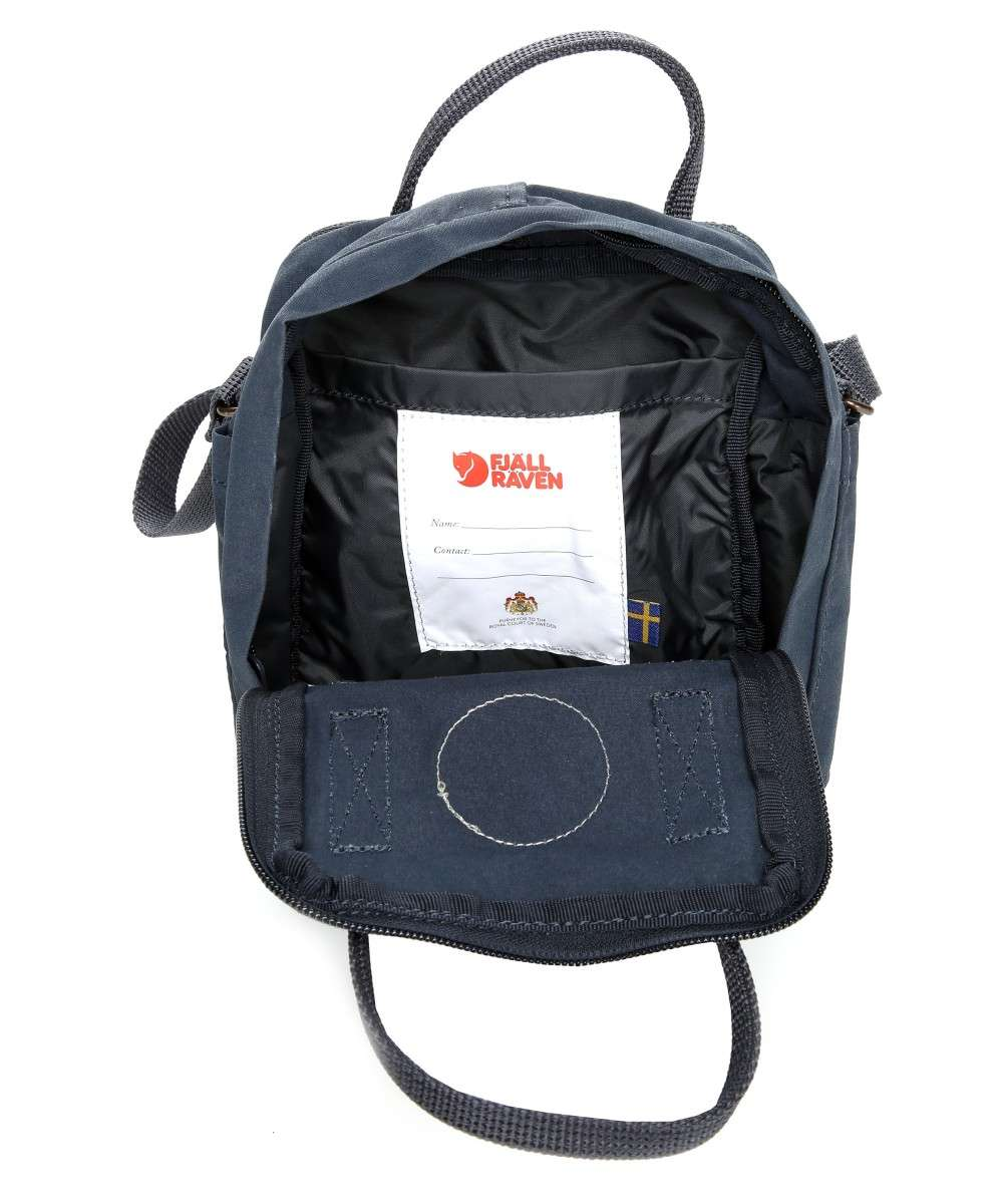 Fjällräven Kånken Sling Crossbody bag blue-grey-23797-560-01 Preview