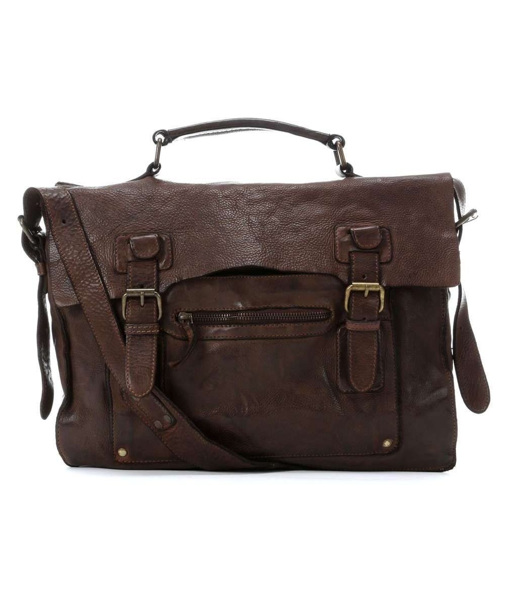Harold's Submarine Messenger bag brown Preview