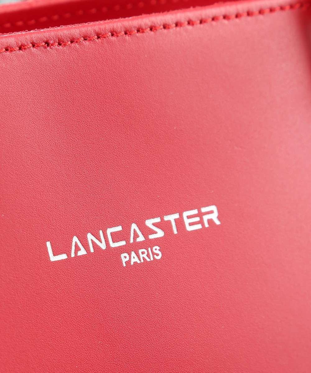 Lancaster Constance Handtasche rot-437-04-ROUGE-01 Preview
