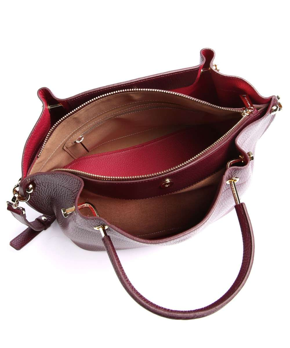 Lancaster Foulonne Louisa Handtasche wein-470-19-POURP_IN_FU-01 Preview