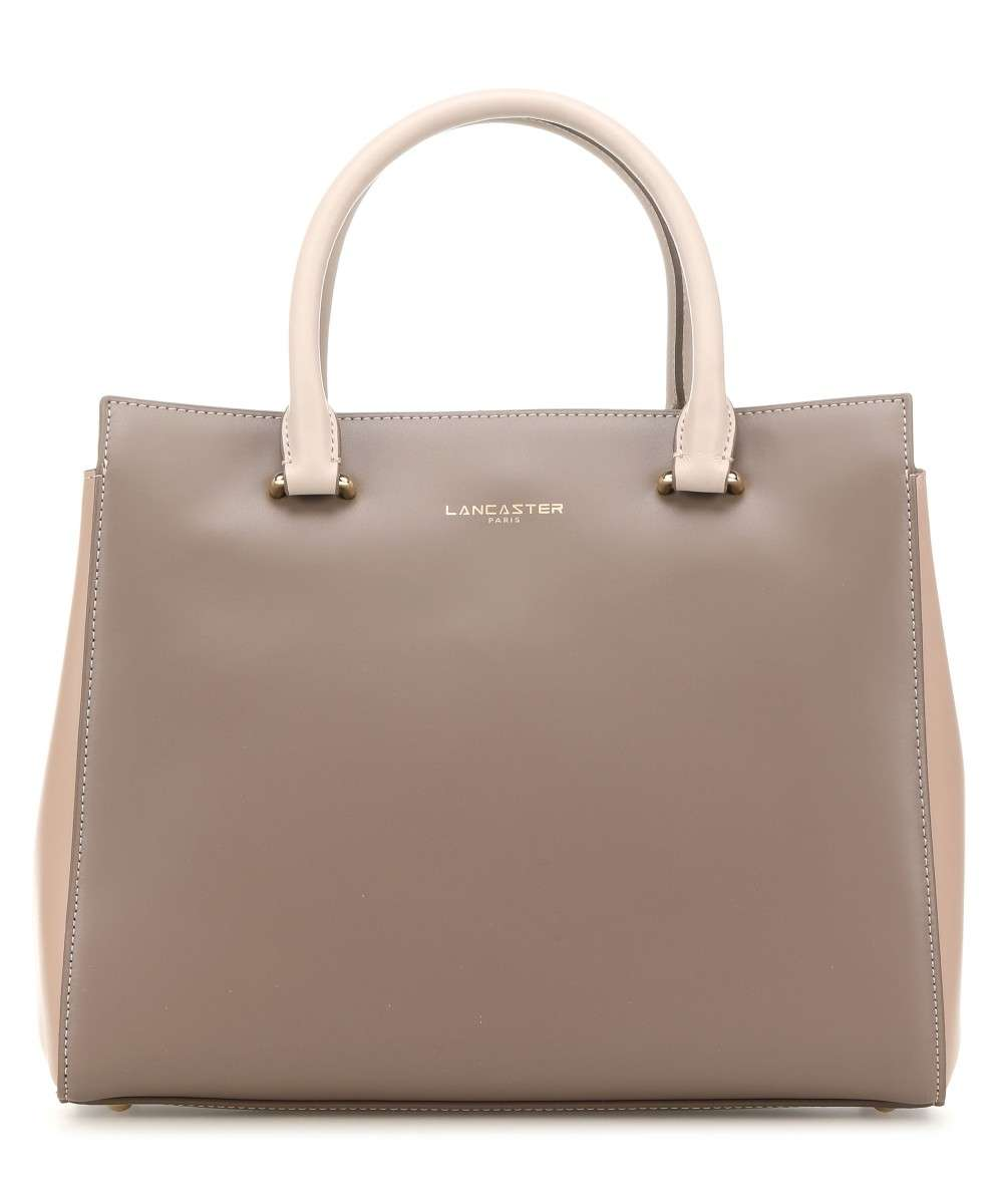 Lancaster Smooth Or Isa Handtasche taupe Preview
