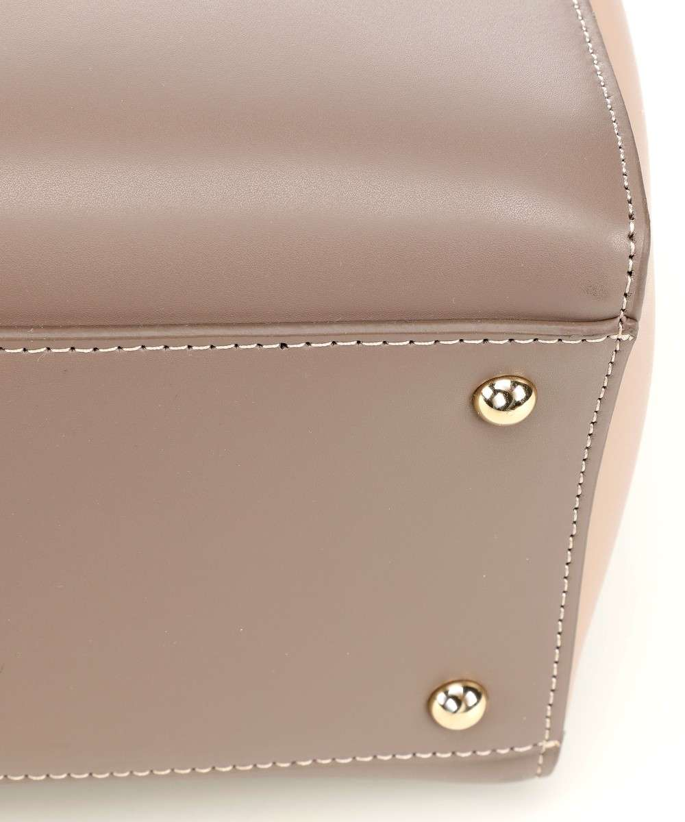 Lancaster Smooth Or Isa Handtasche taupe-528-43-TAUPE_NFGR-01 Preview