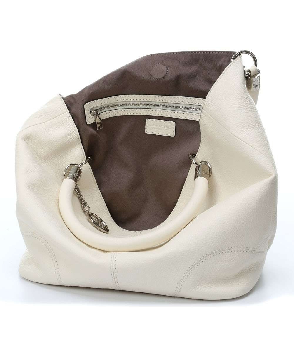 Lancel French Flair Shopper creme-A06277-IQTU-alabast-01 Preview