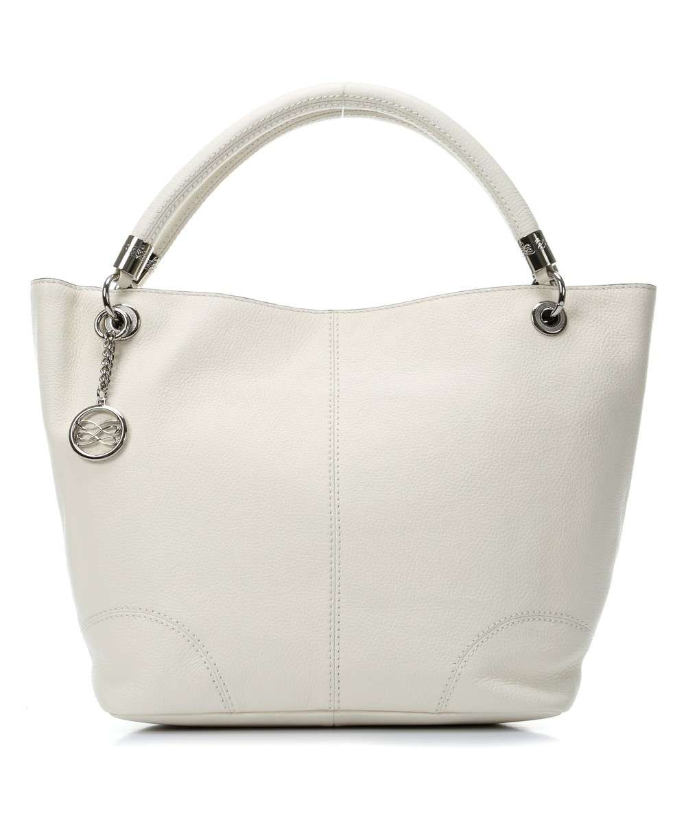 Lancel French Flair Tote bag cream Preview