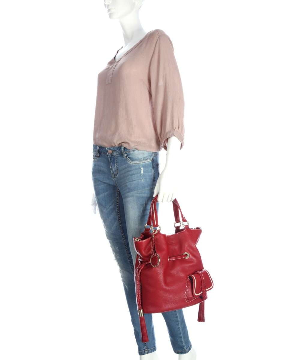 Lancel Premier Flirt Beuteltasche rot-A02174-D2TU-red-01 Preview
