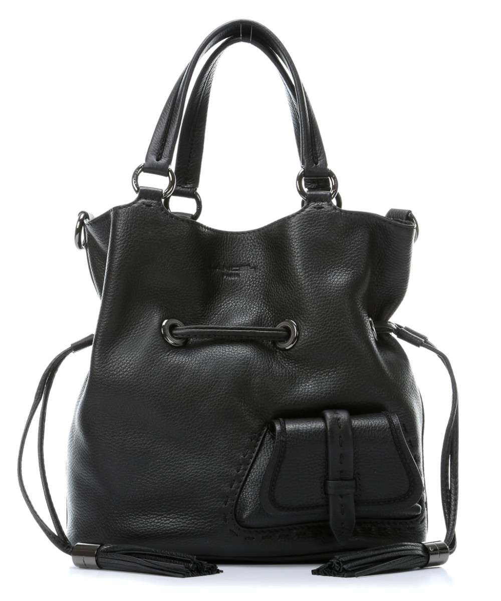 Lancel Premier Flirt Bolso de hobo negro Preview