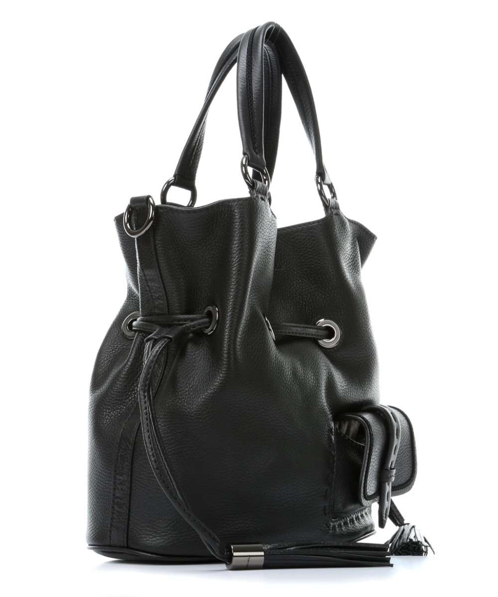 Lancel Premier Flirt Hobo bag black-A02174-J2TU-blackmat-01 Preview