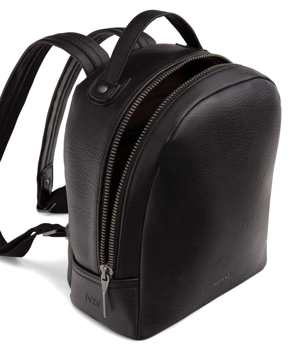 Matt and Nat Dwell Olly Rucksack schwarz-DWE-OLLY-BLACK-01 Preview
