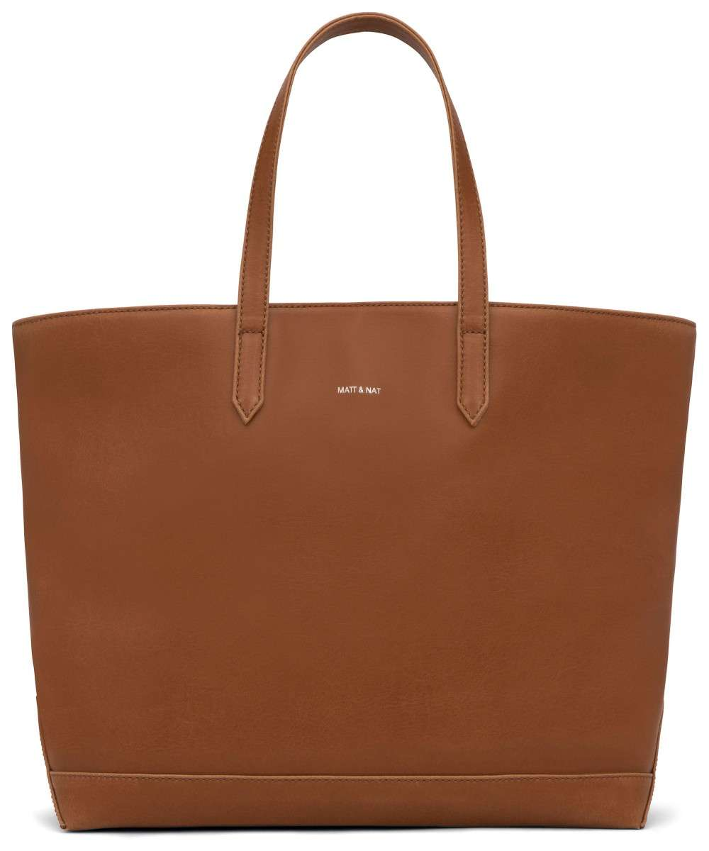 Matt & Nat Vintage Schlepp Shopper tan Preview
