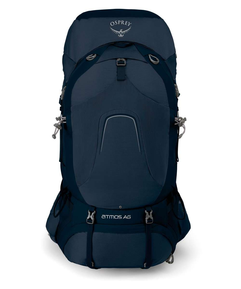 Osprey Atmos AG 50 Back length L Trekkingrucksack blau Preview