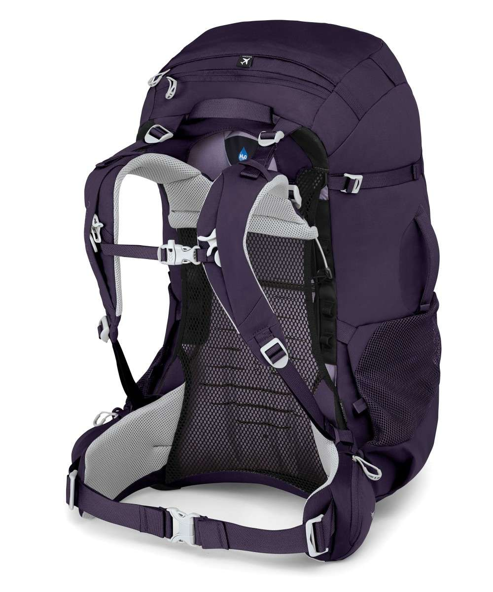 Osprey Fairview 50 Trekkingrucksack pflaume-5-496-1-0-01 Preview