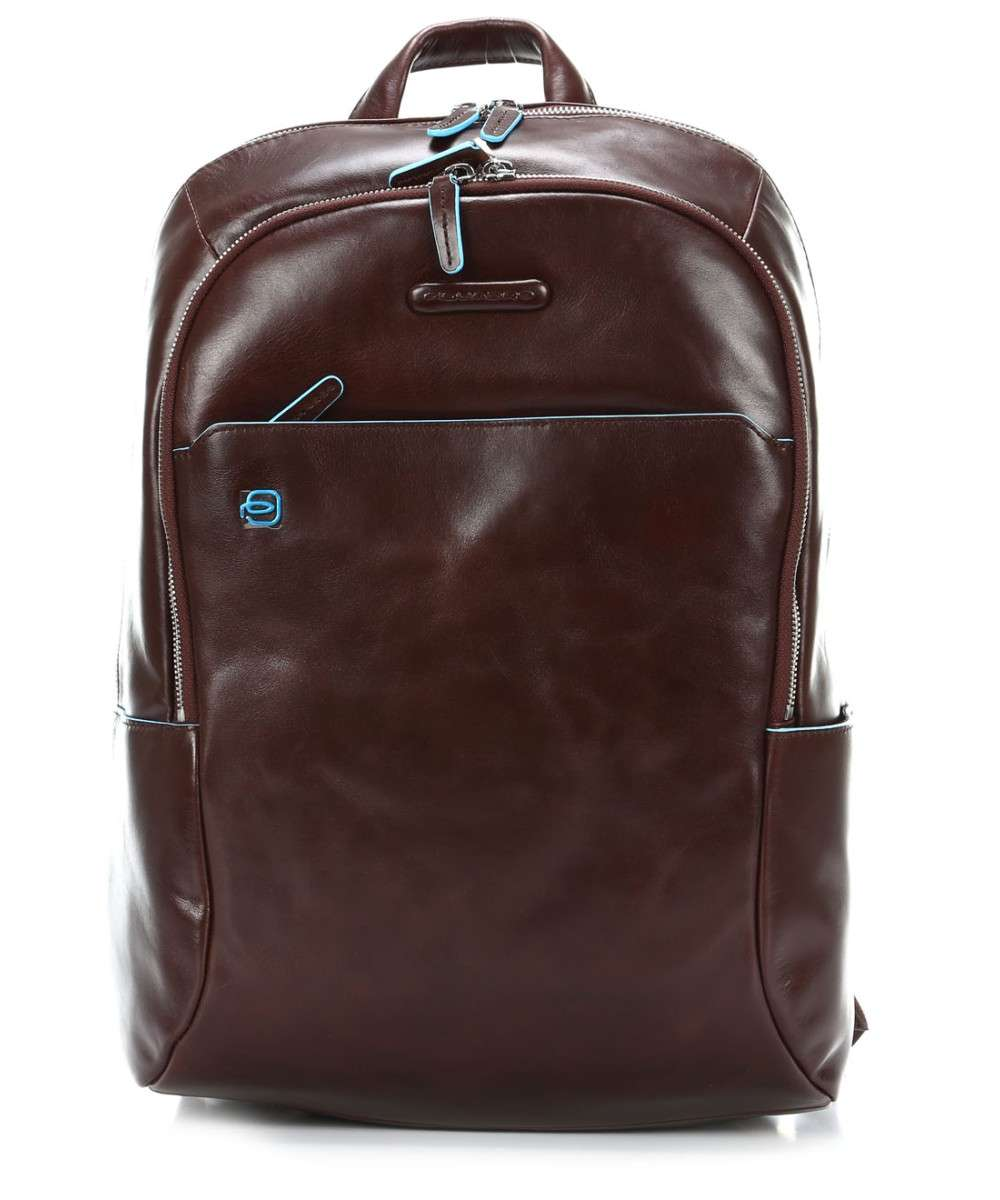 Piquadro Blue Square Laptop backpack 13″ brown Preview