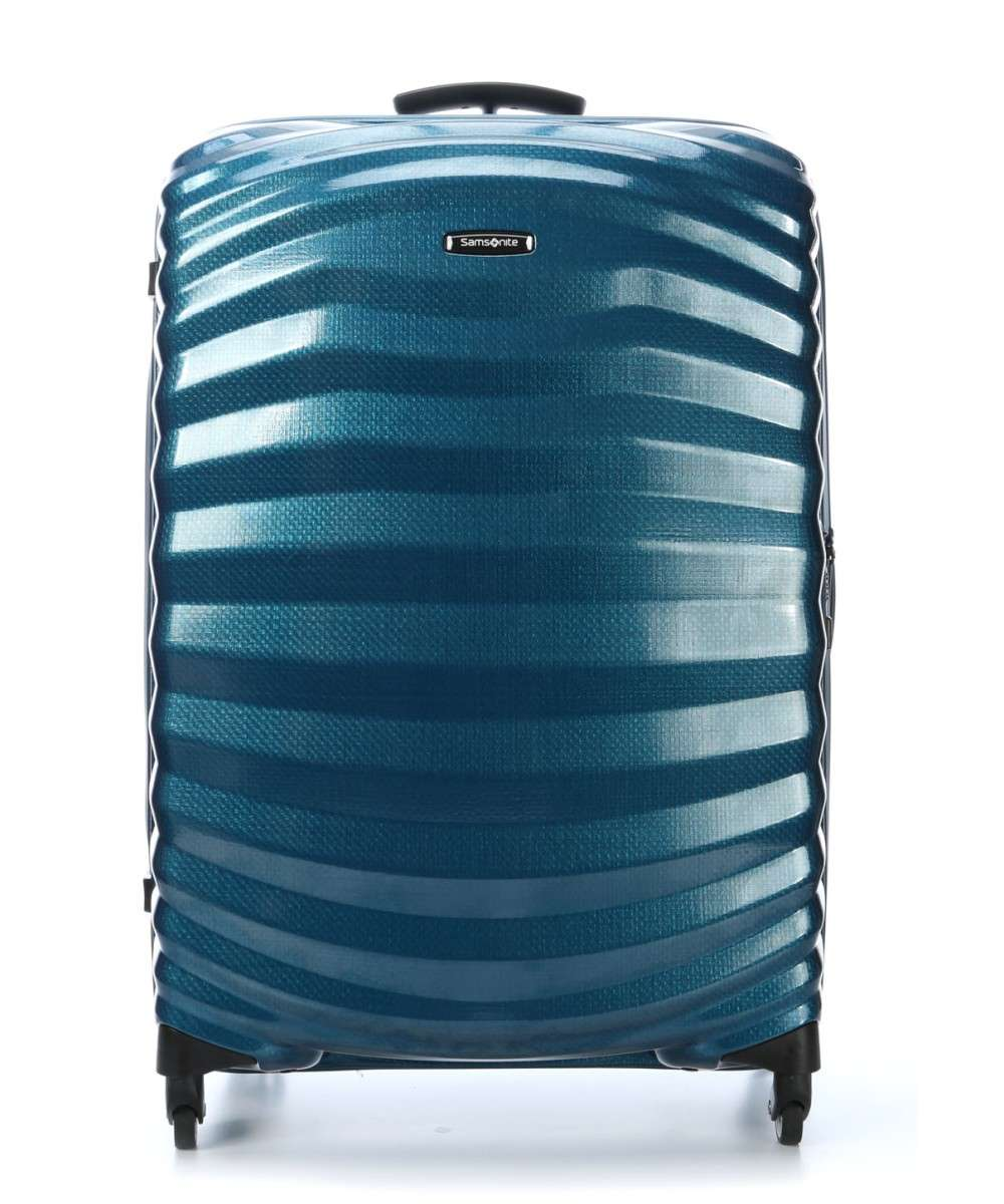 Samsonite Lite-Shock Maleta con 4 ruedas petrol 81 cm Preview
