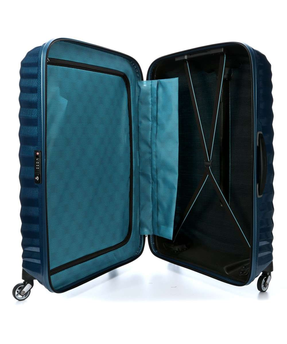 Samsonite Lite-Shock Maleta con 4 ruedas petrol 81 cm-62767-1686-01 Preview