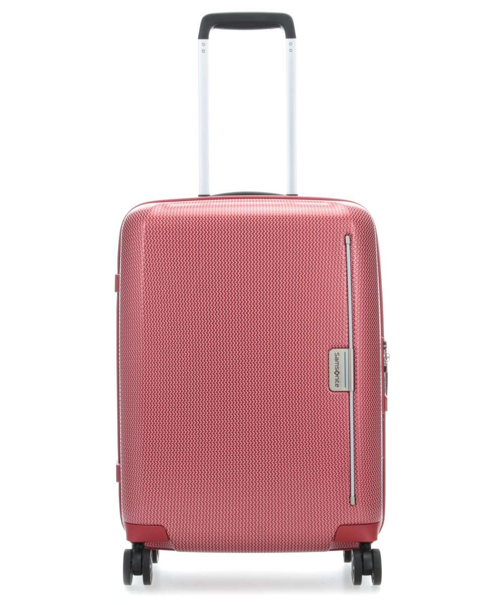 Samsonite Mixmesh 4-Rollen Trolley rot 55 cm Preview