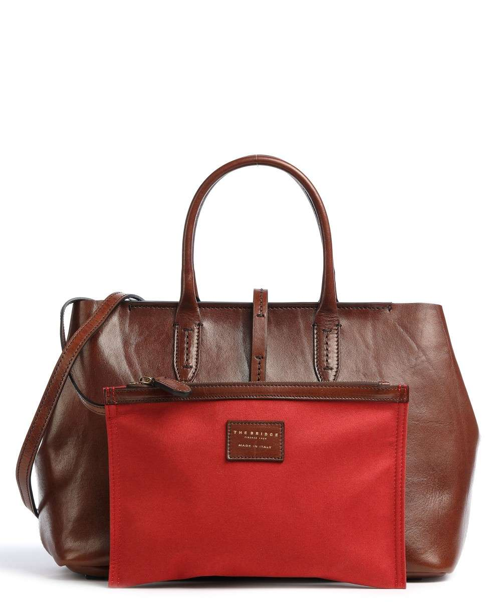 The Bridge Dalston Handtasche braun-04131701-14-00 Preview
