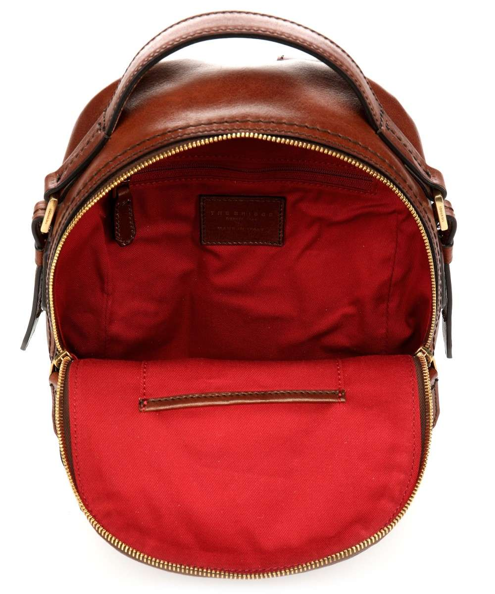 The Bridge Pearldistrict S Rucksack braun-04123701-14-01 Preview