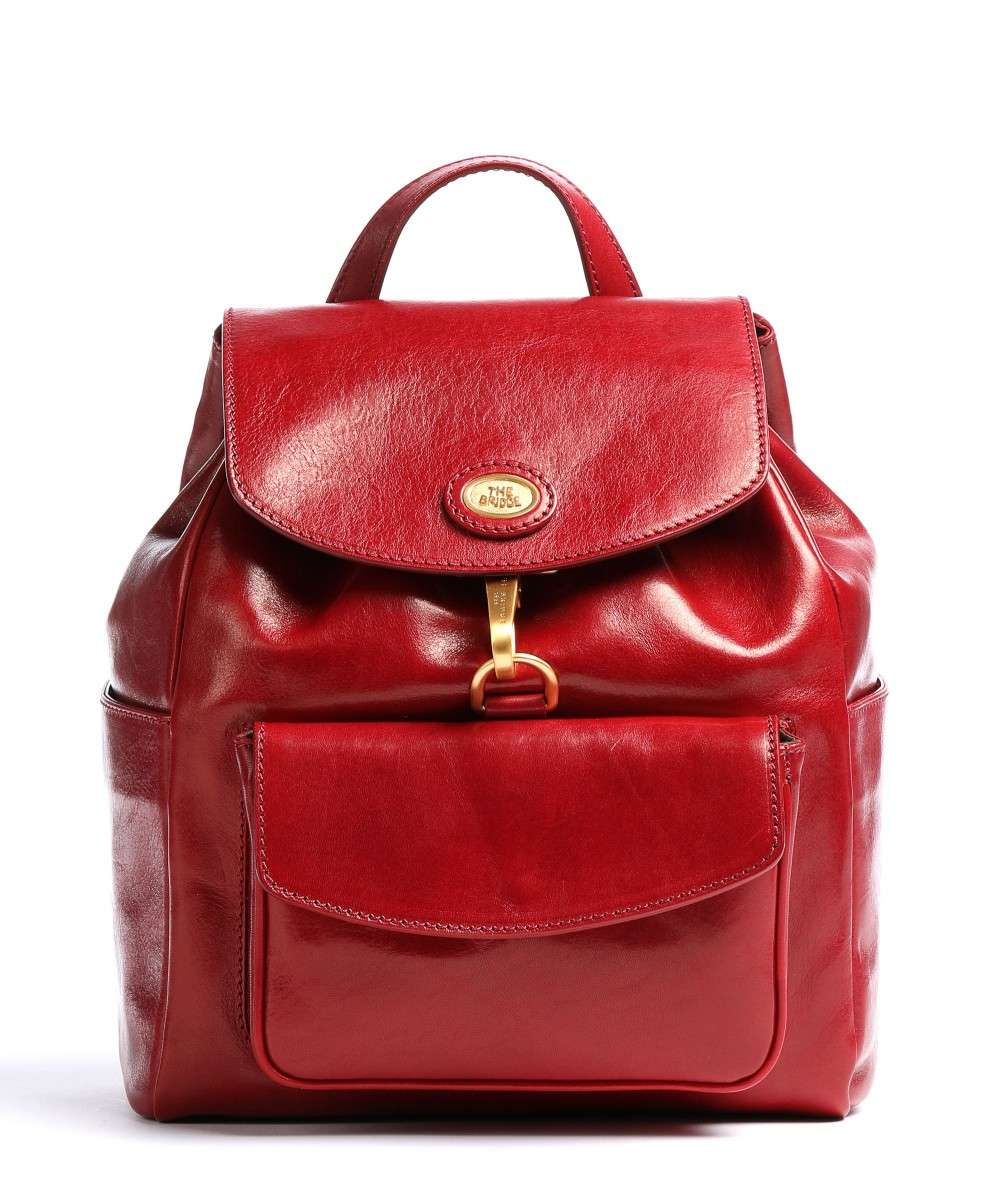 The Bridge Story Donna Rucksack rot Preview