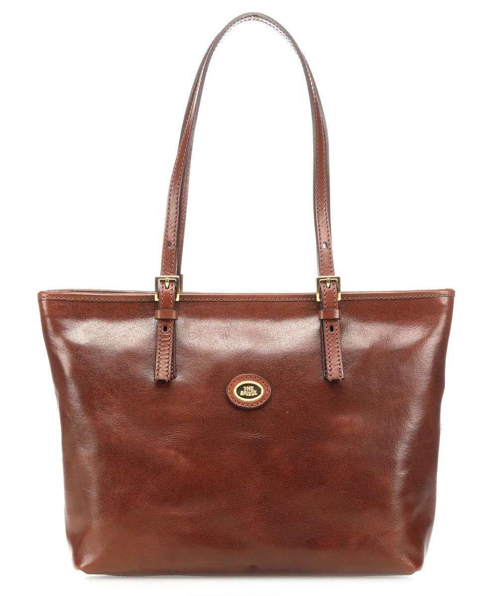 The Bridge Story Donna Tote bag brown Preview