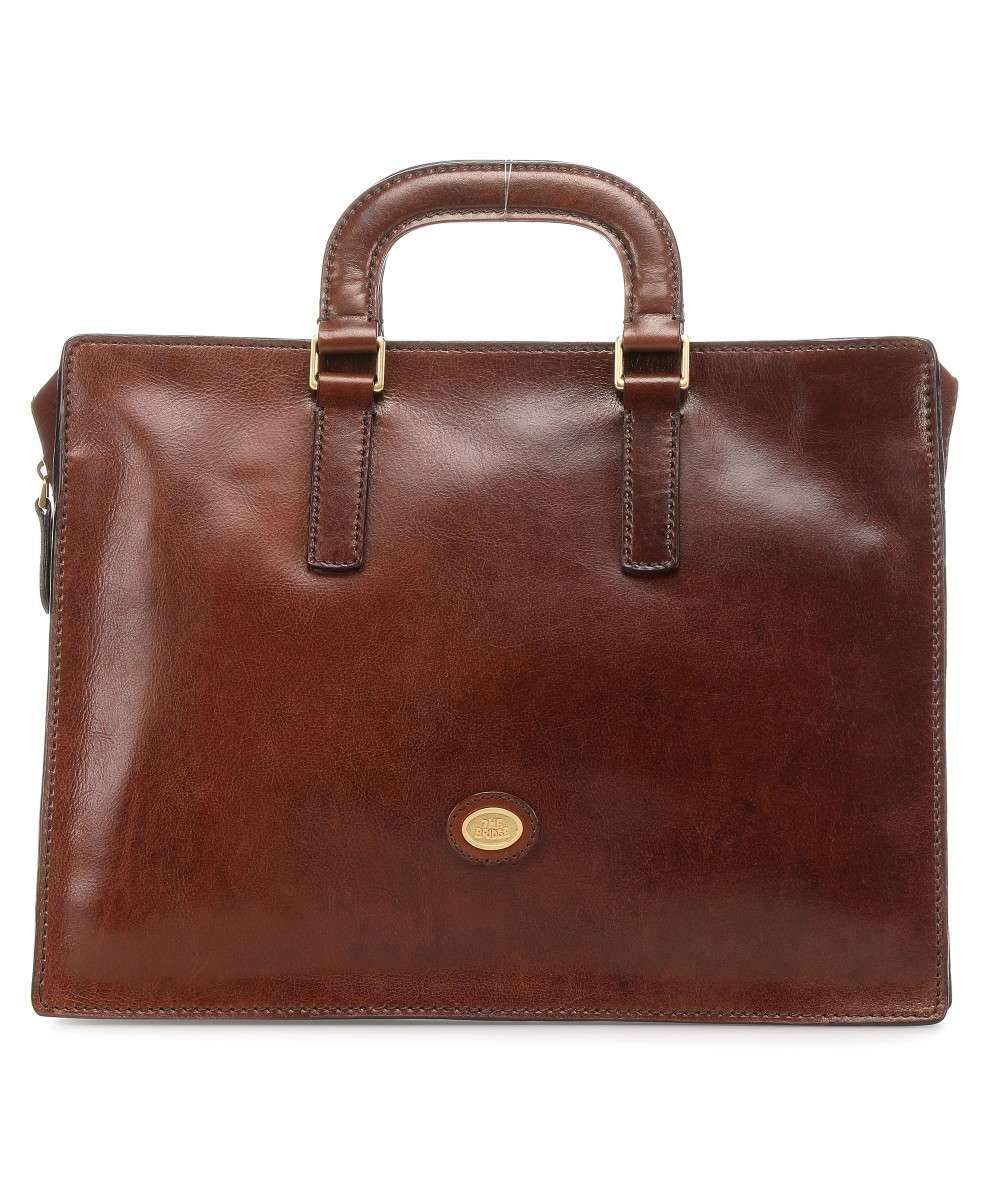 The Bridge Story Uomo Briefcase brown Preview