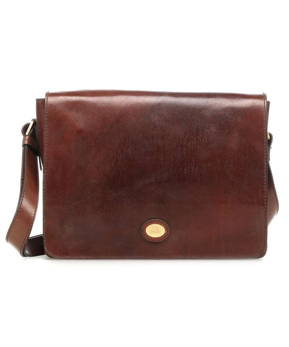The Bridge Story Uomo Messenger bag brown Preview