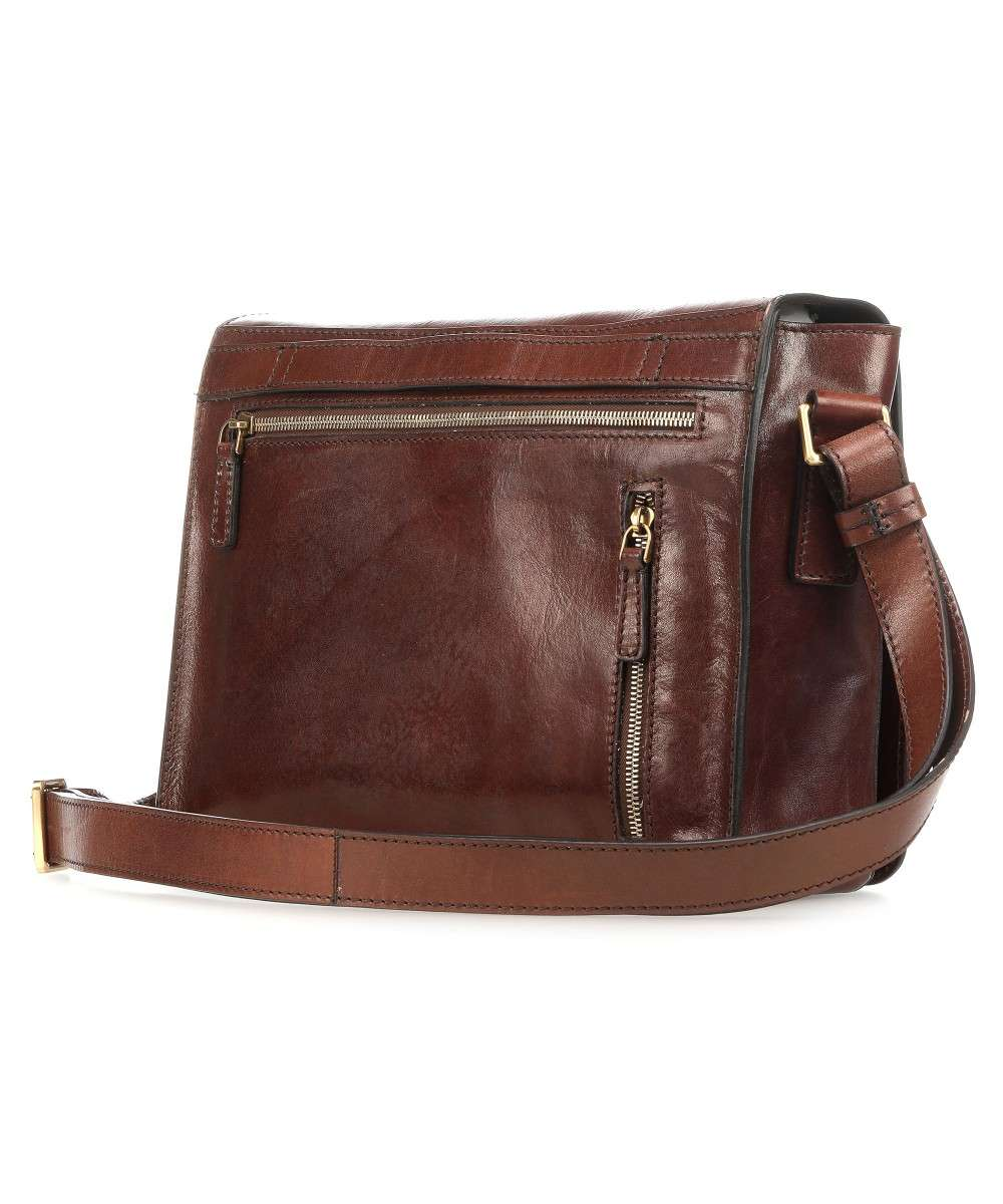The Bridge Story Uomo Messenger bag brown-052757-01-14-01 Preview
