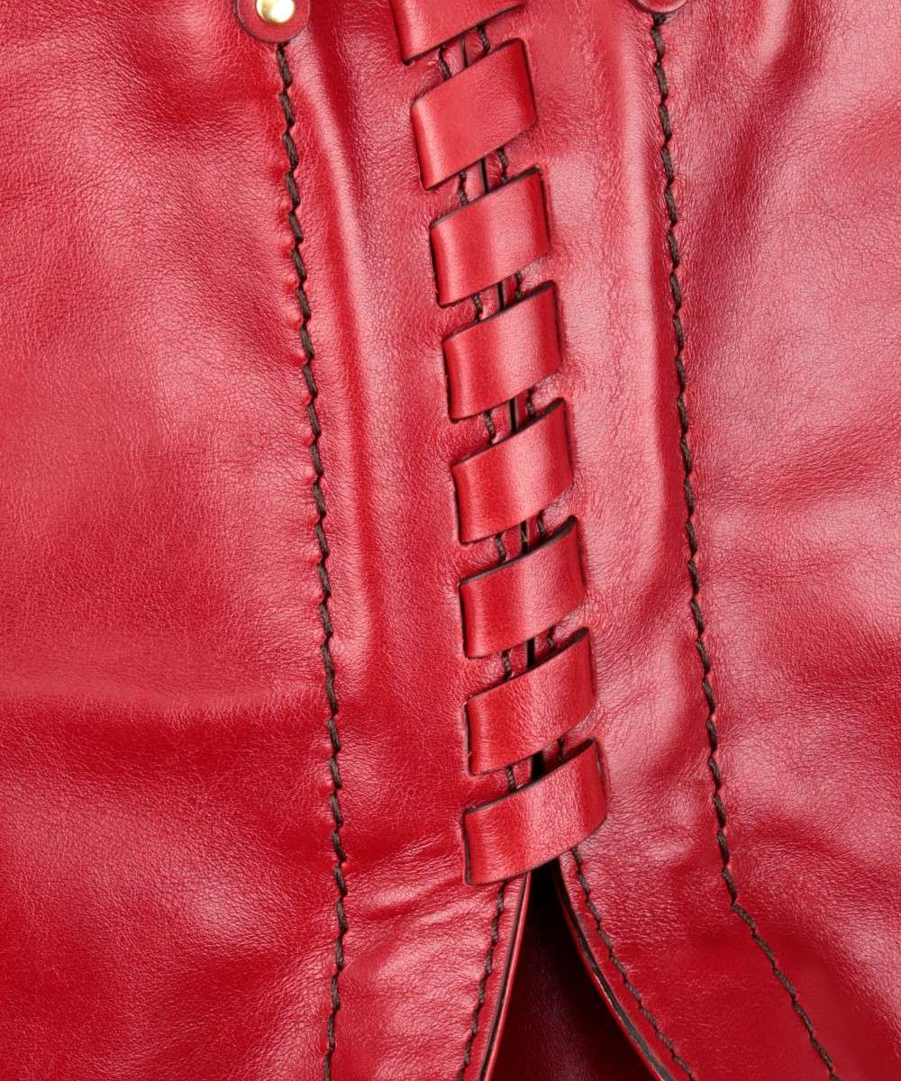 The Bridge Vallombrosa Beuteltasche rot-0459494N-9I-01 Preview