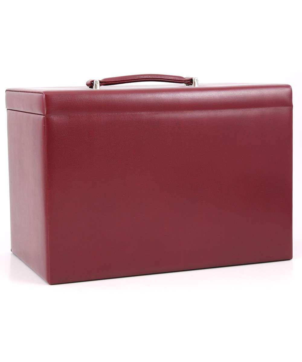 Windrose Merino Jewelry box red-8033470-01 Preview