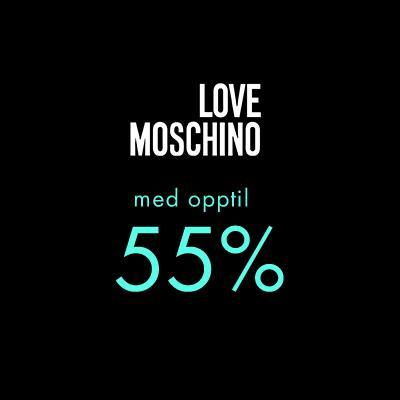 Black Deals Love Moschino