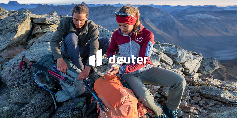 Deuter backpacks
