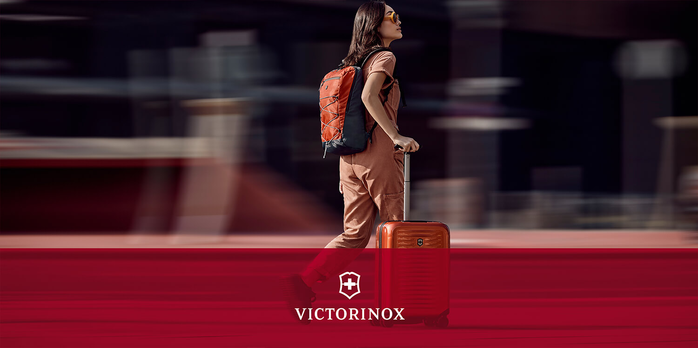 Victorinox bags & luggage
