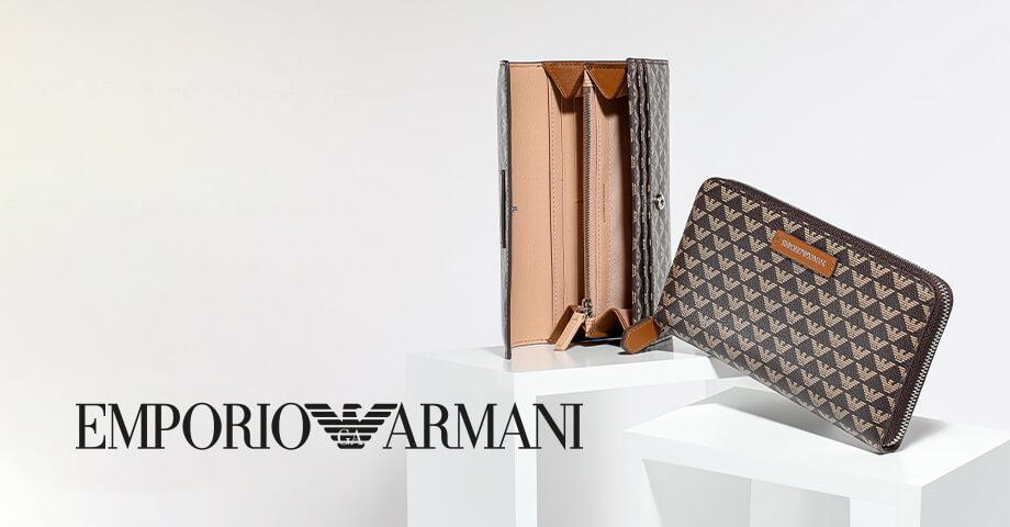 Emporio Armani Bags