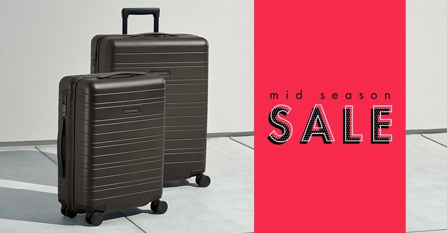 Mid Season Sale Luggage
